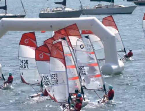 Helping kids find their passion for sailing
