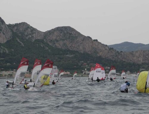 Italian sailors dominate the Open Skiff EuroChallenge in Palermo
