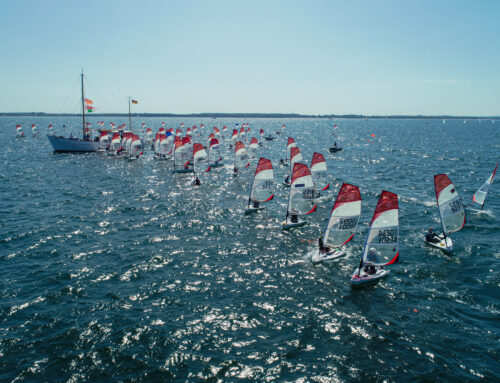 O'PEN SKIFF EUROPEAN CHAMPIONSHIPS 2019 AT TRAVEMUENDER WOCHE AN UNFORGETTABLE EXPERIENCE FOR OUR FUTURE SAILING STARS