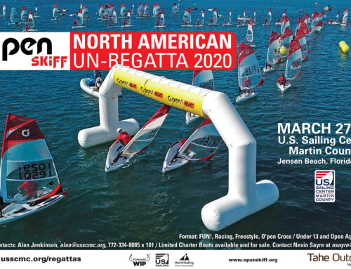 North American UN-REGATTA coming your way